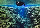 SuperSaver: Small Group Silfra Snorkeling and Lava Caving Adventure from Reykjavik