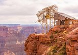 Grand Canyon West Ticket Only (Optional Skywalk,Helicopter,Boat,Zipline,Meal)