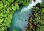 4 in 1 rain forest, blue river, volcano mud bath and hot springs