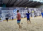 Riga Beach Volleyball Experience