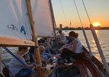 Hamburg Small-Group Sunset Sailing Cruise on Lake Alster