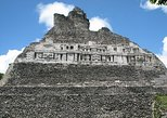 Central America - Belize: Xunantunich Maya Site with Local Tour guide