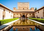 Granada : Alhambra and Surroundings Guided Tour