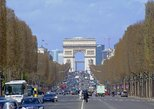 Arc de Triomphe, Cruise & Breakfast On Champs-Elysées Avenue