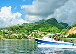Piton Dash and Splash Snorkel Tour