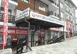 Ski and Snowboard equipment rental in Bansko