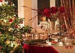 Luxury Christmas-lunch at fairytale like Thorskog Grand Manor House