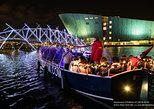 All drinks included - live guide - Amsterdam Light Festival Cruise
