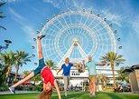 3-Attraction Ticket: The Wheel at ICON Park, Madame Tussauds & SeaLife Aquarium
