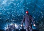 Crystal Blue Ice Cave Adventure