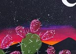 Canvas, Coffee & Confections - The Evening Prickly Pear