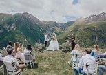 A beautiful wedding in Georgia. Kakheti.