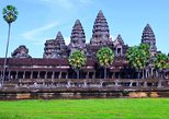 Asia - Cambodia: Angkor Temples Sunset Full-Day Tours