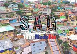 Sag Tour Medellin. Recorrido por los grafiti de la Comuna 13. Medellin, COLOMBIA