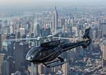 New York City Helicopter Tour with Luxury Shuttle Transfer from Midtown