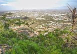 Caribbean - Aruba: Adventurous hike to the top of Hooiberg hill