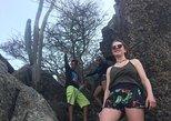 Caribbean - Aruba: Adventurous hike to the top of Hooiberg hill