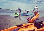 Kayak Private tour at Juan Venado Island