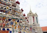 1- Day Private Bangkok City Tour with Grand Palace, Flower Market & Boat Ride