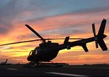New York Helicopter Tour: City Lights with Luxury Shuttle Transfer from Midtown