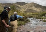 Guided Fly Fishing tour in Mendoza with Asado and Wine