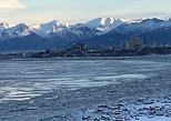 USA - Alaska: Winter - Anchorage All Around City Tour