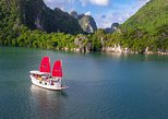 Amazing Sails-Explorer Private Day Tour in Ha Long Bay