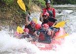 Full-Day Whitewater Rafting Sarapiqui Jungle Run Class 3-4 from La Fortuna