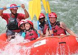 Central America - Costa Rica: Arenal COMBO Whitewater Rafting Balsa Class 2-3 and Zip Line