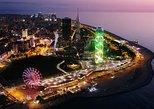 Batumi city tour at twilight