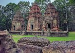 Asia - Cambodia: Angkor Wat Discovery 4 Days & Remote Temple Beng Mealea,Kbal Spean