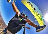Bronze paragliding tandem flight above Costa Adeje