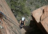 Full Day Zion rock Climbing Adventure