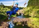 Volcano and Zipline Adventure