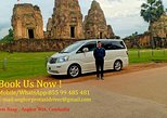 Asia - Cambodia: Banteay Srei, Banteay Samre and Sunset at Pre Rup temple 1 Day Visit