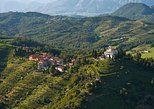 Trekking in the hills of Bergamo, the Celts pyramids, private guided tour