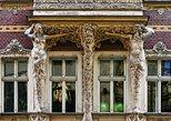 Art Walk in Beautiful Art Nouveau District in Riga