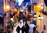 Canada - Quebec: Christmas Old Québec Walks with Funicular