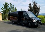 8 pax Napa wine tour in MBZ Sprinter limo from SF to Napa & back to SF 9 hours