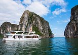 Alova Premium Cruise-Deluxe Day Tour in Ha Long:Titop Island,Kayaking,Expressway