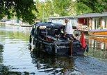 Amsterdam: Private Grachten-Bootstour mit Häppchen und Getränken