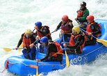 White Water Rafting in Sjoa, Day Trip