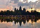 Sunrise Angkor Wat One Day Visit,Siem Reap,Cambodia