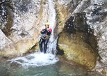 FAMILY CANYONING IN SOCA VALLEY