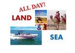 All Day Adventure! Speedboat to Atlantis & the Burj + Desert Safari!12pm-9:30pm
