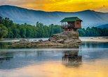 Full Day Trip from Belgrade: Drina River House & Sargan 8 Train + Drvengrad