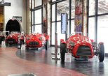 Mille Miglia museum, vintage race car, private guided tour