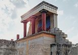 VIP Cave of Zeus & Knossos Palace Chauffeur-Driven Private Tour from Chania