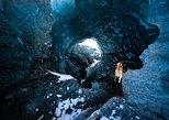 Ice cave & glacier hiking tour.