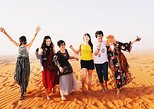 Morning Desert Safari Dubai:Dune bashing, Sand Ski, Camel Ride, Photography more